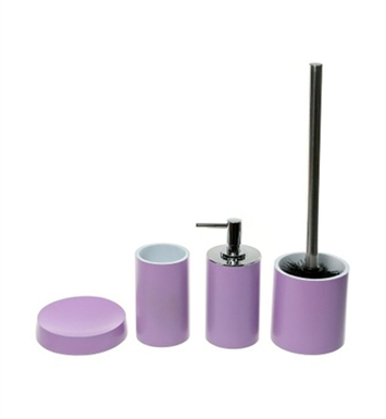 Nameeks YU180-79 Gedy Bathroom Accessory Set
