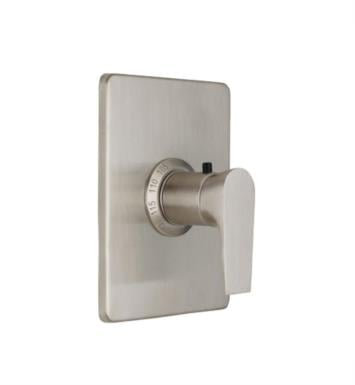 "California Faucets TO-THCN-E2-BTB Diva 5 7/8"" StyleTherm Thermostatic Trim Only With Finish: Bella Terra Bronze <strong>(USUALLY SHIPS IN 5-12 BUSINESS DAYS)</strong>"