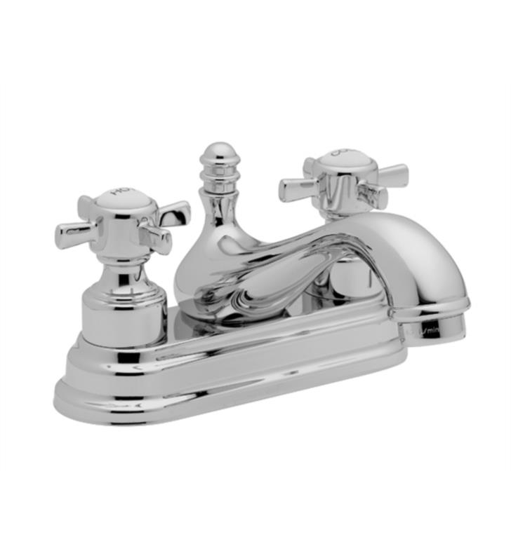 "California Faucets T3401-RBZ Multi-Series 6"" Double Handle Centerset Bathroom Sink Faucet With Finish: Rustico Bronze <strong>(USUALLY SHIPS IN 1-2 WEEKS)</strong>"