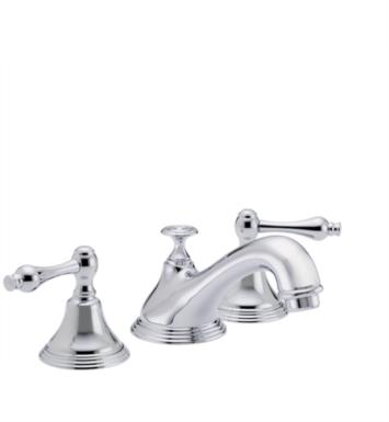 "California Faucets 4202-RBZ Huntington 6 5/8"" Double Handle Widespread Bathroom Sink Faucet With Finish: Rustico Bronze <strong>(USUALLY SHIPS IN 1-2 WEEKS)</strong>"