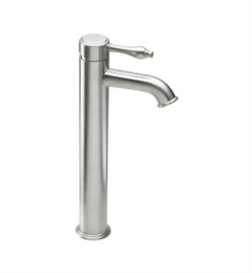 "California Faucets 4201-2-LSG Huntington 6"" Single Handle Vessel Bathroom Sink Faucet With Finish: Lifetime Satin Gold <strong>(USUALLY SHIPS IN 3-5 WEEKS)</strong>"