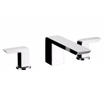 "TOTO TB960DD Soiree 10 1/8"" Three Hole Deck Mounted Roman Tub Faucet with Lever Handles"