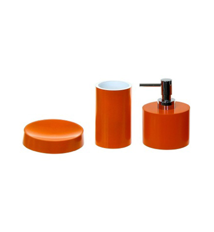Nameeks YU281-67 Gedy Bathroom Accessory Set