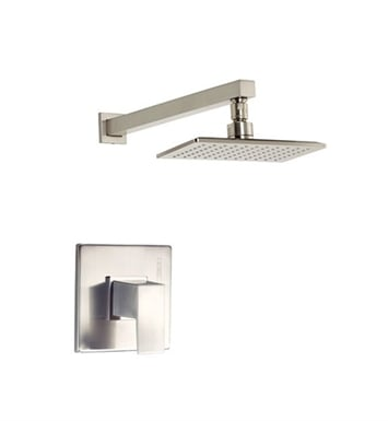 Danze D500562BNT Mid-town™ Trim Only Single Handle Pressure Balance Shower Faucet in Brushed Nickel