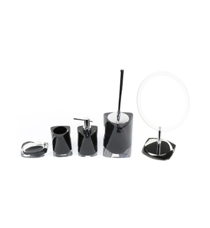 Nameeks TW900-14 Gedy Bathroom Accessory Set