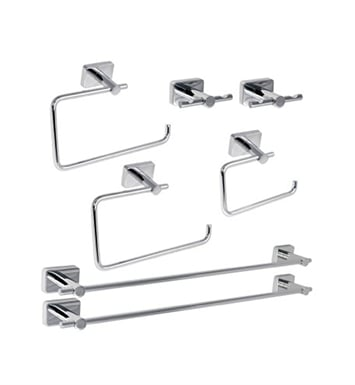 Nameeks MIN1200 Gedy Bathroom Accessory Set