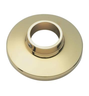 "California Faucets 9100-LSG 2 1/4"" Shower Arm Flange With Finish: Lifetime Satin Gold <strong>(USUALLY SHIPS IN 3-5 WEEKS)</strong>"