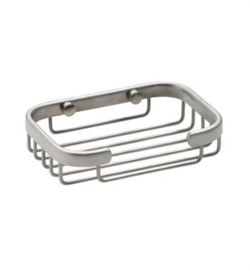 "California Faucets 9450-WB 5 3/8"" Rectangular Shower Basket With Finish: Weathered Brass <strong>(USUALLY SHIPS IN 5-12 BUSINESS DAYS)</strong>"