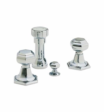 California Faucets 5104 Sunset Bidet Faucet Set