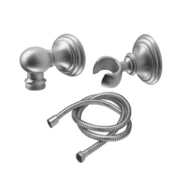 "California Faucets 9125-42-MBLK Huntington 2 1/8"" Line Wall Mounted Handshower Kit With Finish: Matte Black <strong>(USUALLY SHIPS IN 5-12 BUSINESS DAYS)</strong>"