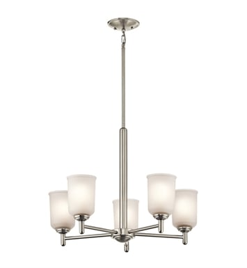 Kichler 43671 Chandelier 5 Light