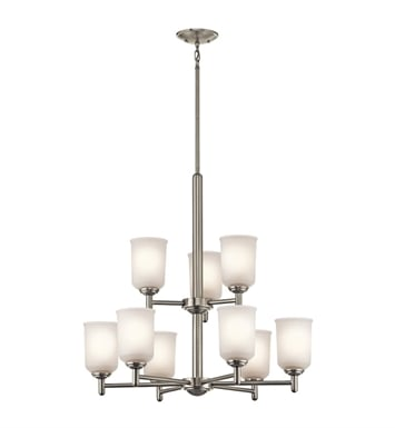 Kichler 43672 Chandelier 9 Light