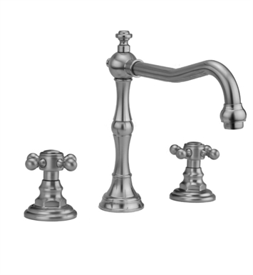 Jaclo 9930-T678-TRIM-PCH Roaring 20's Roman Tub Faucet with Traditional Cross Handles With Finish: Polished Chrome