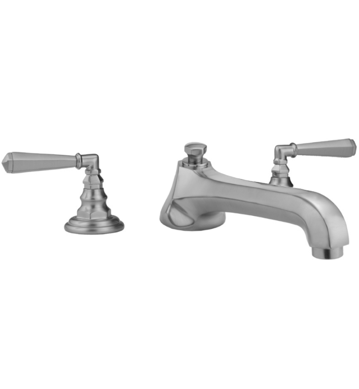 Jaclo 6970-T675-TRIM Westfield Low Spout Roman Tub Faucet with Hex Lever Handles