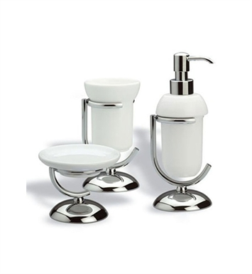 Nameeks Z100 StilHaus Bathroom Accessory Set