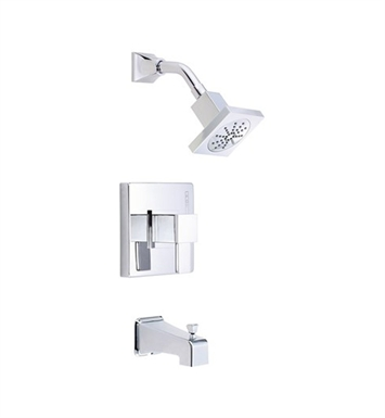 Danze D500033T Reef™ Trim Only Single Handle Tub & Shower Faucet in Chrome
