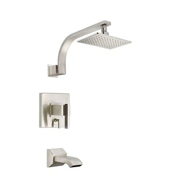 Danze D512044BNT Sirius™ Tub and Shower Trim Kit in Brushed Nickel
