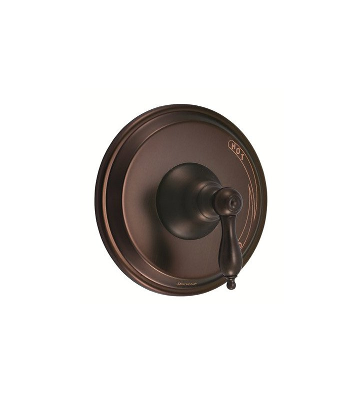 Danze D500440RBT Fairmont™ Trim Kit For Valve Only in Oil Rubbed Bronze