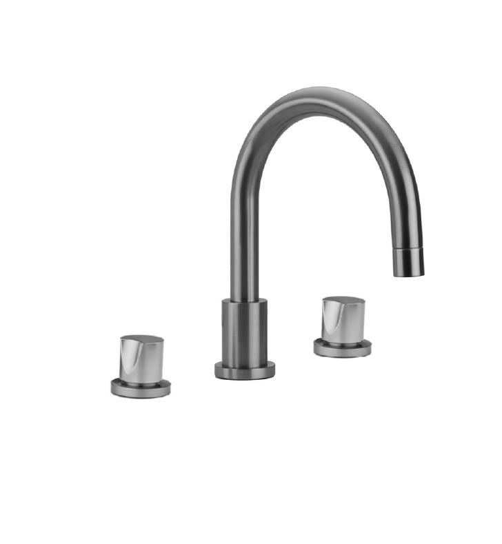 Jaclo 9980-T672-TRIM Contempo Roman Tub Faucet with Thumb Control Handles