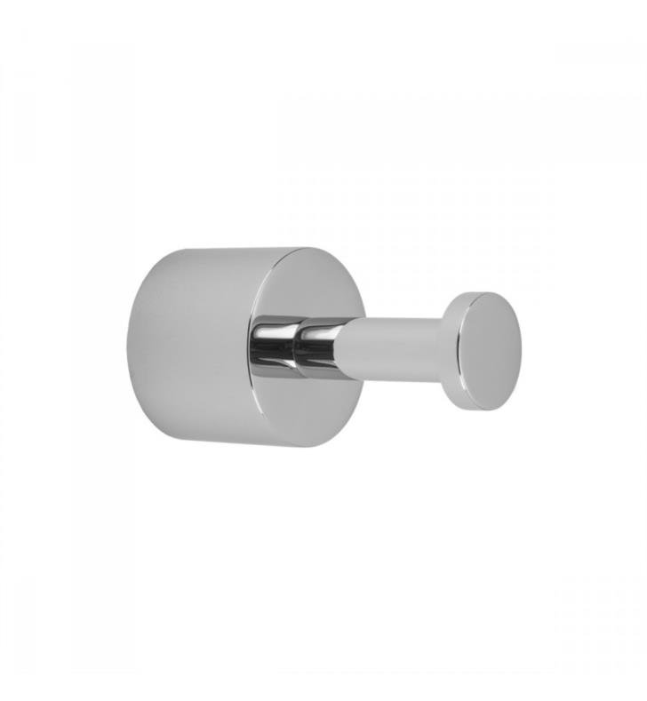 "Jaclo 3501-RH-PCH Contempo II 1 1/4"" Wall Mount Single Robe Hook With Finish: Polished Chrome"