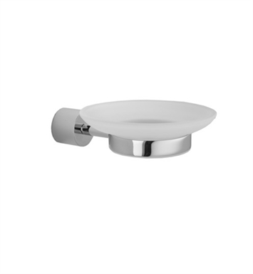 Jaclo 3501-SD-SN Contempo II Soap Dish With Finish: Satin Nickel
