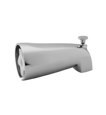 Jaclo 2042-BU Decorative Tub Spout with Diverter With Finish: Bronze Umber