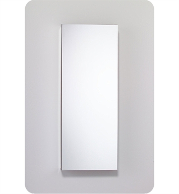 "Robern MC1240D6FPRE2 M Series 11 1/4"" Wide x 6"" Deep Customizable Cabinet With Cabinet Hinge: Right And Style and Color: Flat Cabinet Top with Plain Mirrored Door And Electrical / Lighting / Audio Option: Electrical outlet with Interior Light"