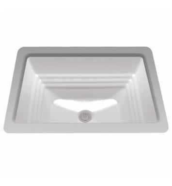 "TOTO LT533#03 Promenade 20 1/2"" Vitreous China Rectangular Undercounter Lavatory Sink With Finish: Bone"