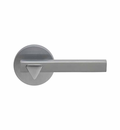 Omnia 916 Customizable Lever Latchset with Handle