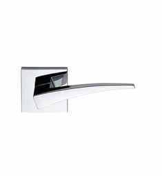 Omnia 227S Customizable Lever Latchset with Handle