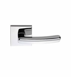 Omnia 226S Customizable Lever Latchset with Handle
