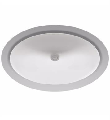 "TOTO LT597G#12 Dantesca 21 1/4"" Vitreous China Oval Undercounter Lavatory Sink With Finish: Sedona Beige with CeFiONtect Ceramic Glaze"