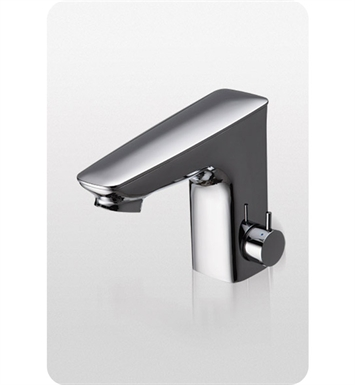 TOTO TEL5LI15#CP Integrated EcoPower® Faucet With Finish: Polished Chrome