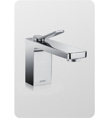 TOTO TL170SDLQ#CP Kiwami® Renesse® Single Handle Lavatory Faucet, with Pop-up Drain With Finish: Polished Chrome