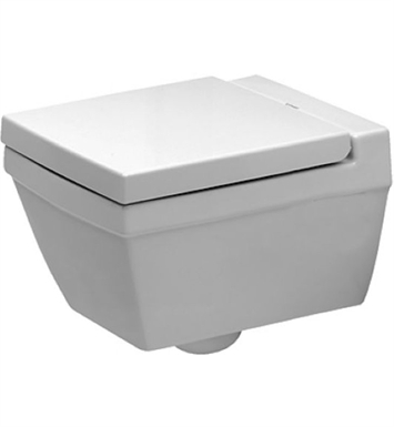 Duravit 22200900921 2nd Floor Wall Mounted Toilet