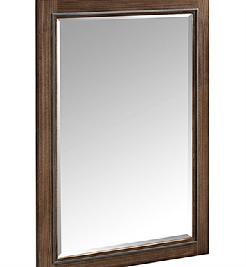 "Fairmont Designs 1505-M24 m4 24"" Mirror in Natural Walnut"