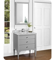 "Fairmont Designs 1510-V30 Charlottesville 30"" Vanity in Light Gray"