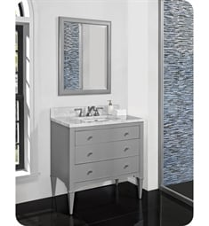"Fairmont Designs 1510-V36 Charlottesville 36"" Vanity in Light Gray"
