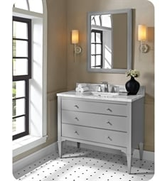 "Fairmont Designs 1510-V42 Charlottesville 42"" Vanity in Light Gray"