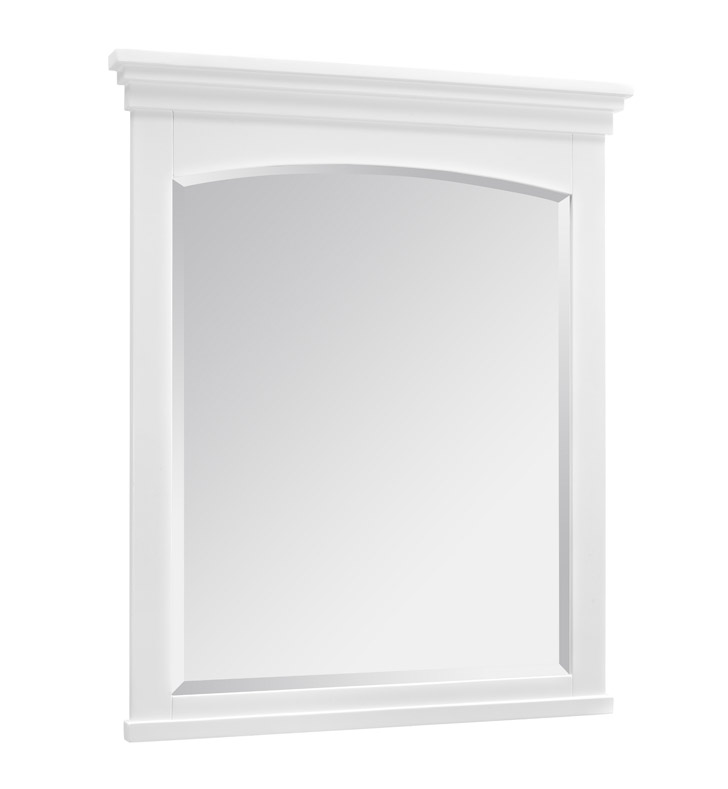"Fairmont Designs 1512-M28 Shaker Americana 28"" Mirror in Polar White"