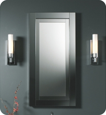 "Robern FWMCD2040G Candre 19"" x 39 3/4"" Wall Mirror With Style and Color: Gray"