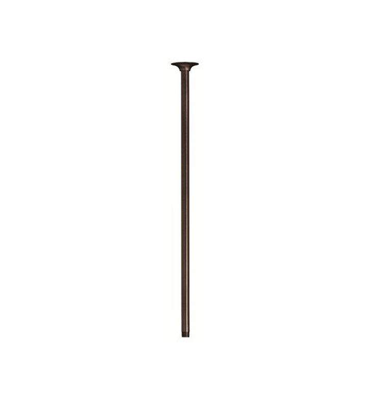 "Danze D481324RB 24"" Ceiling Mount Shower Arm With Flange in Oil Rubbed Bronze"