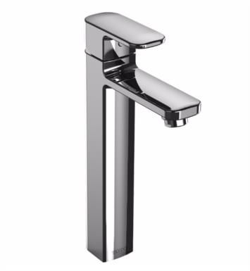 "TOTO TL630SDH#BN Upton 8 3/8"" 1.5 GPM Single-Hole Vessel Bathroom Sink Faucet with Pop-Up Drain With Finish: Brushed Nickel"