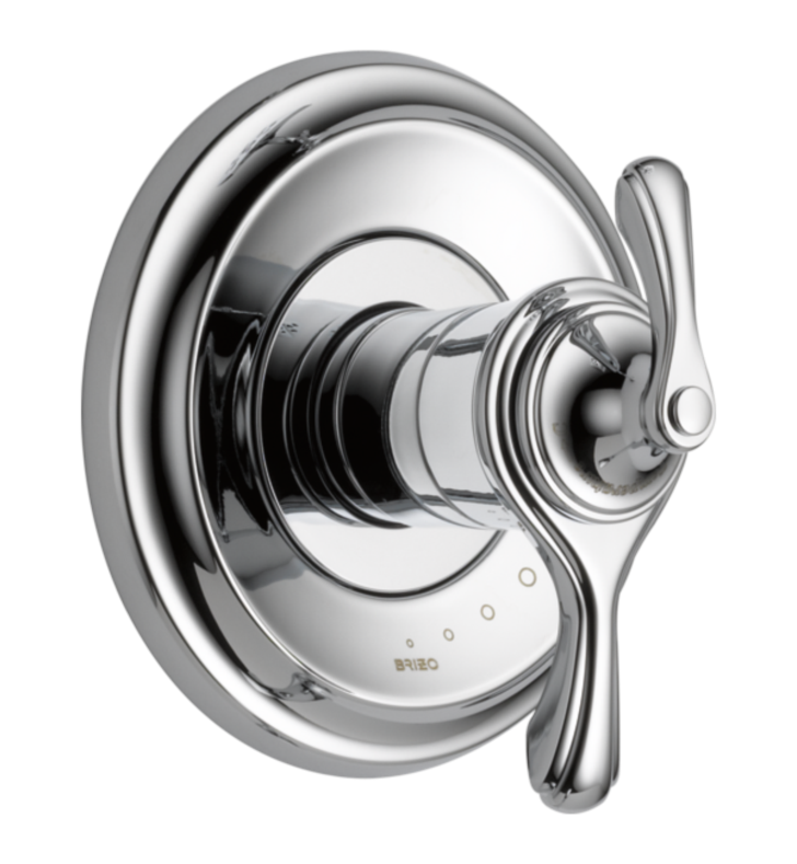Brizo T60085-BN Charlotte Valve Only - Medium Flow With Finish: Brushed Nickel