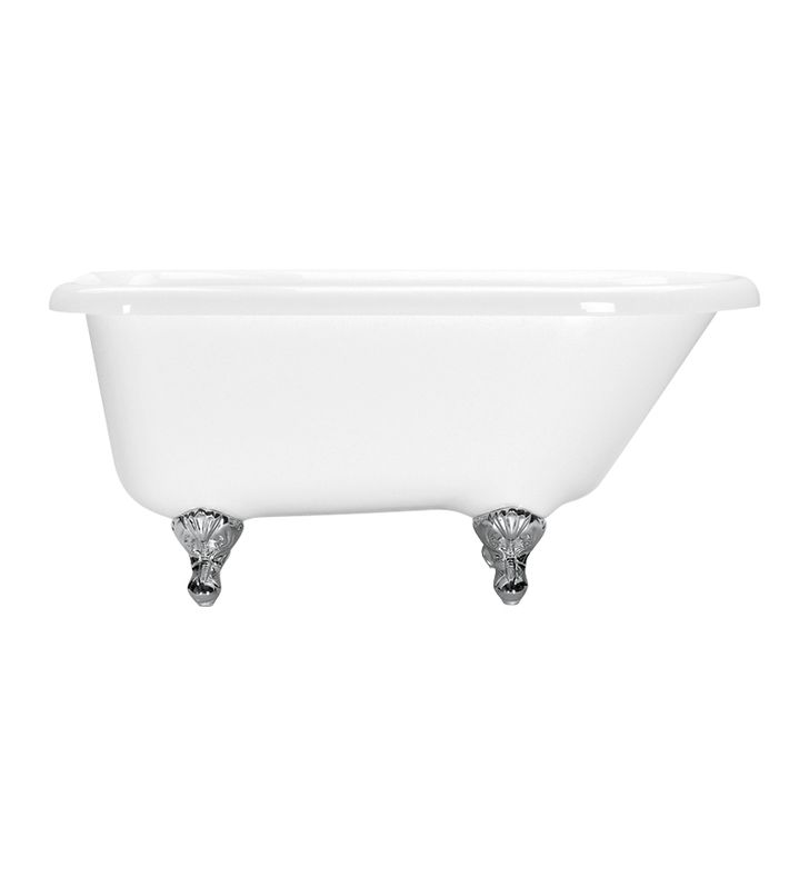 Aquatic AIY5417TO Estate Serenity Freestanding Soaker Bathtub