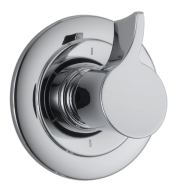 Brizo T60990-BN RSVP 6 Setting Diverter Trim With Finish: Brushed Nickel