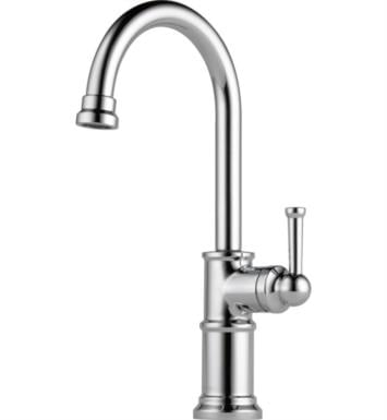 Brizo 61025LF-PC Artesso Single Handle Bar Faucet With Finish: Chrome