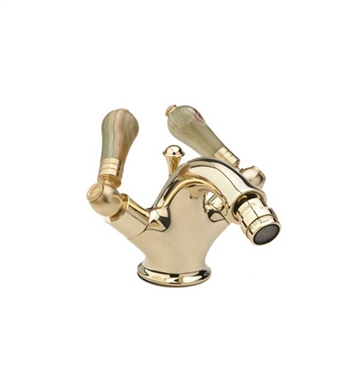 Phylrich K4540-047 Versailles Single Hole Bidet Faucet With Finish: Antique Brass
