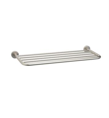 Phylrich DB45 Basic Towel Bar & Shelf in Satin Nickel