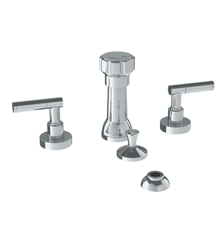 Watermark 24-4 Loft Four Hole Bidet Faucet